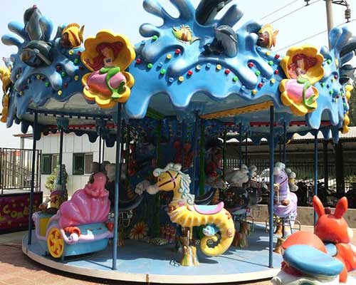 indoor carousel rides cheap in Beston