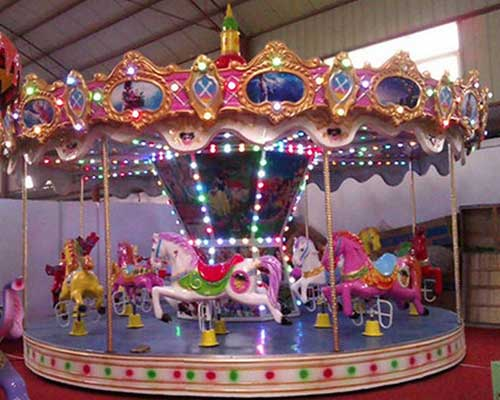 buy carousel rides from manufacturer Beston