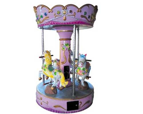 miniature carousel rides for sale