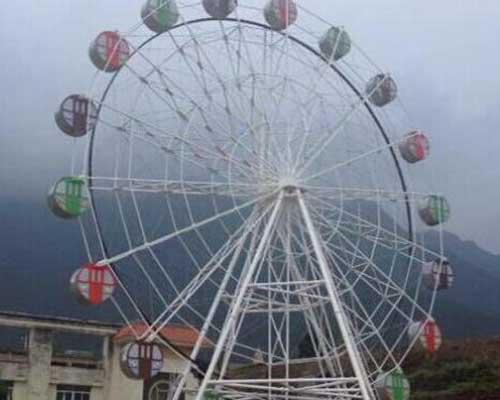 how much a ferris wheel costs in Beston