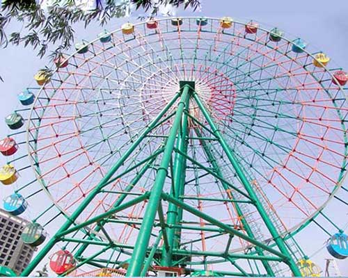 buy ferris wheel rides from manufacturer Beston