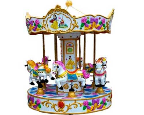 Beston pony carousel rides for sale