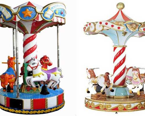 beston miniature carousel rides for sale
