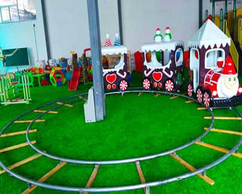 Beston Christmas miniature track trains for sale