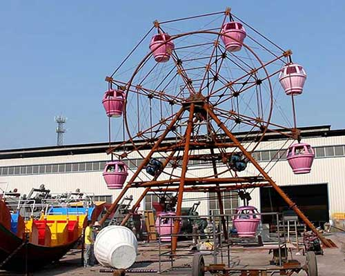beston backyard miniature ferris wheel rides fro sale in Beston
