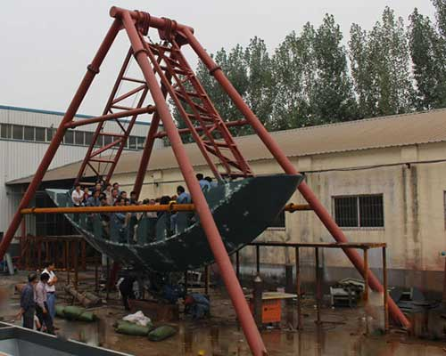 BESTON Pirate Ship manufacturer in China