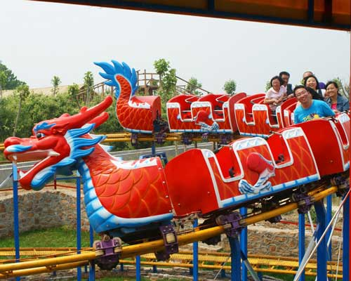 buy a roller coaster from manufacturer Beston