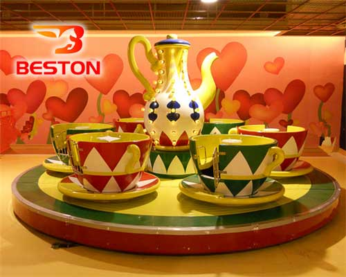 teacup amusement rides manufacturer Beston