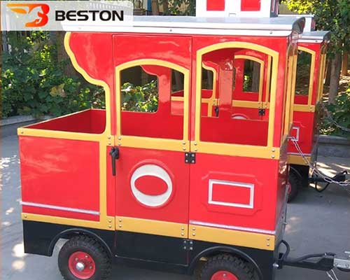 top quality trackless train rides cheap in Beston