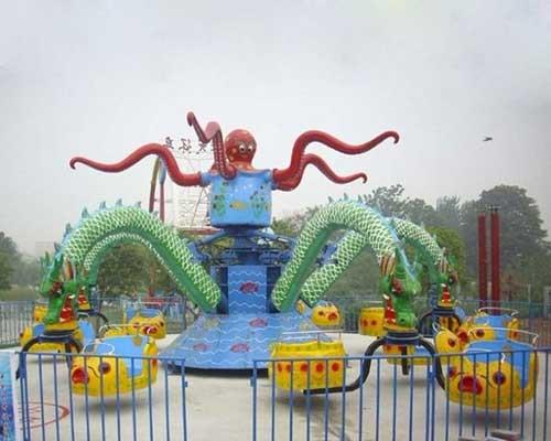 Beston amusement octopus rides for sale cheap