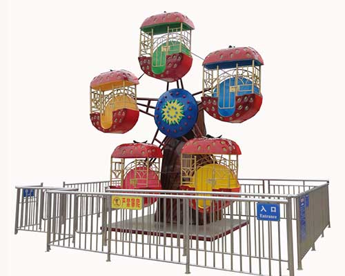 kiddie mini ferris wheel cheap in Beston
