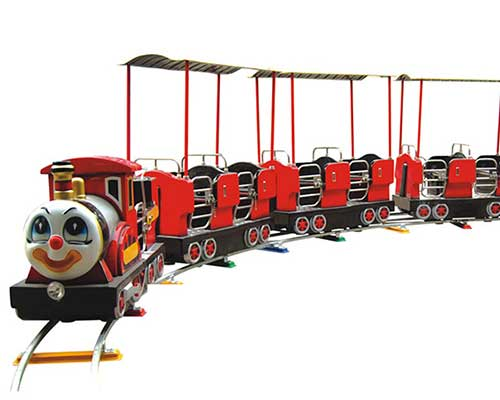 kiddie backyard ride on trains with track