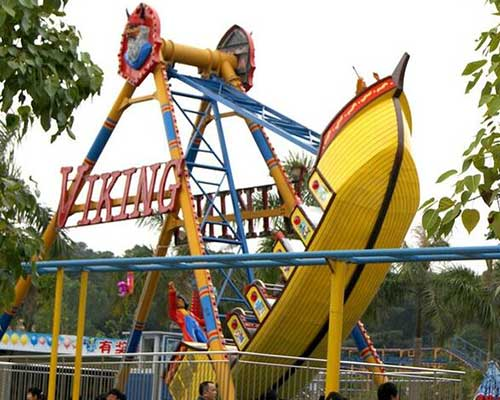 buy high quality and cheap pirate ship rides form Beston