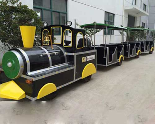 beston sightseeing trackless train rides for sale