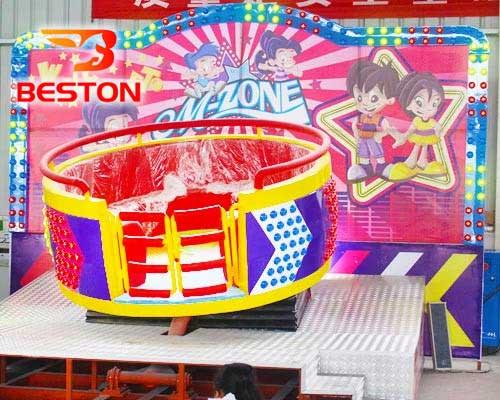amusement park mini tagada rides cheap in BESTON
