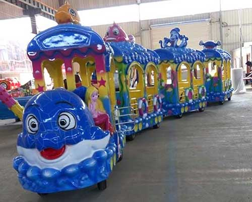 carnival trackless train rides manufacturer Beston