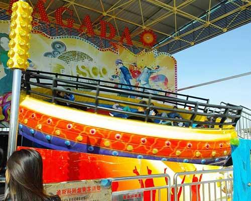 buy tagada rides from Beston