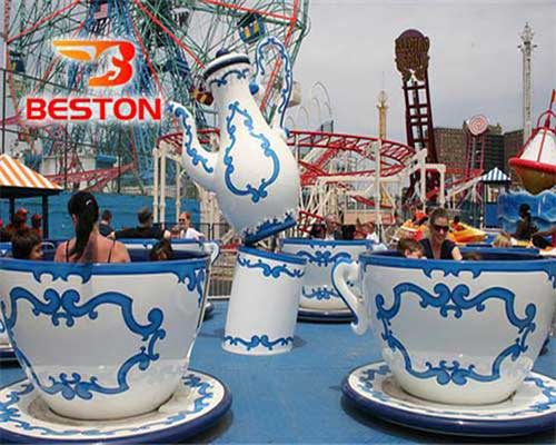 cup and saucer rides for sale cheap in Beston
