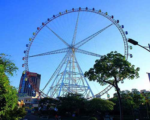 carnival giant ferris wheel for sale in Beston