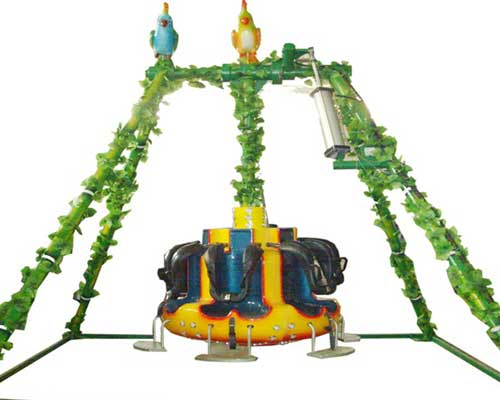 amusement park mini Frisbee rides for sale