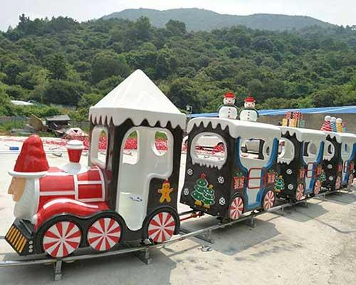 Beston miniature track train rides