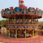 Fairground Carousel Rides for Sale