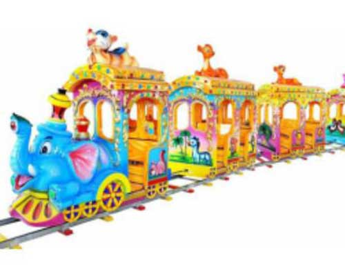kids mini track train rides cheap