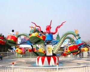 Công viên giải trí bạch tuộc được bán ở BESTON