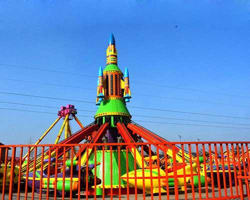 popular amusement park rides in BESTON
