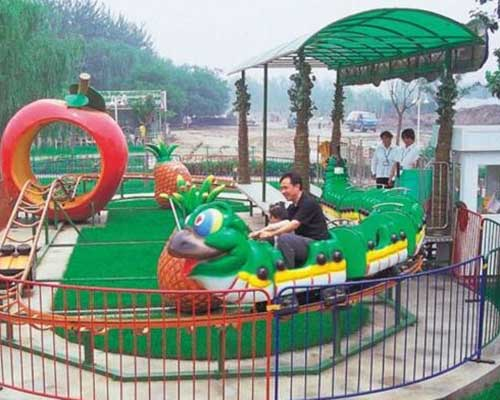 miniature roller coaster manufacturer Beston