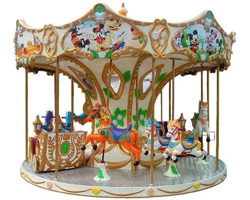 Beston where to buy amusement Carousel rides