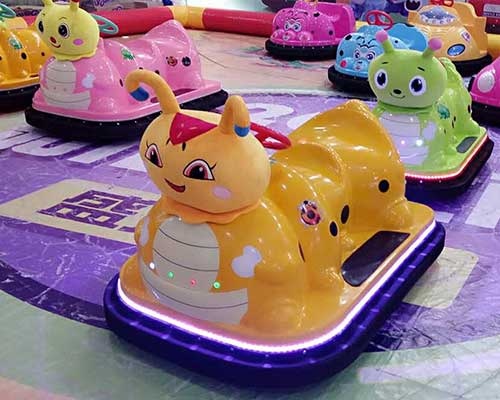 animal-shaped kids bumper cars manufacturer Beston