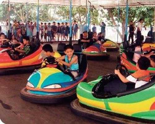 kids fairground bumper cars for sale