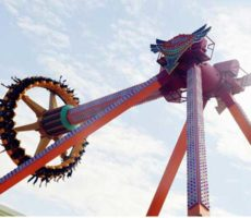 spinning pendulum rides cheap in Beston