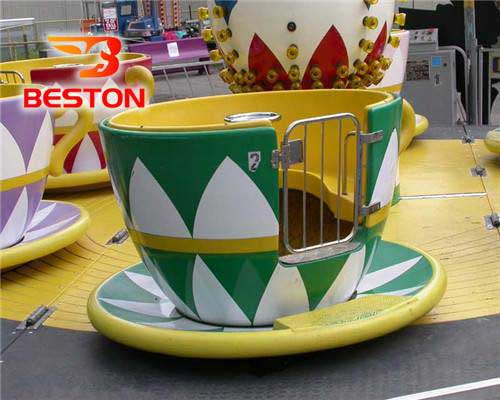 customized tea cup rides from Beston