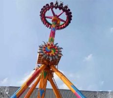 360-degree rotary Frisbee ride for sale