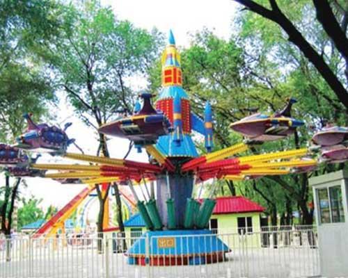 amusement park self-control plane rides for sale