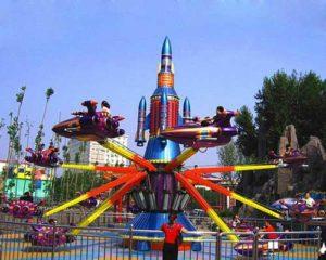 amusement park kids self-control plane rides cheap