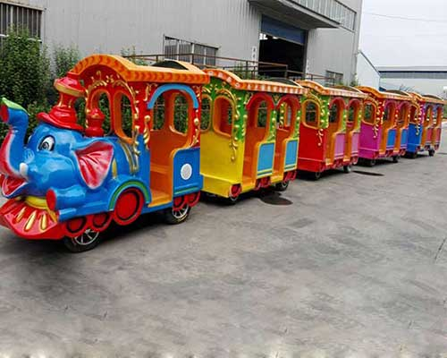 trackless train rides for sale cheap in beston