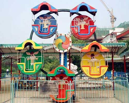buy amusement small Ferris wheel rides cheap from BESTON
