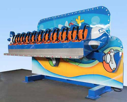 amusement park miami rides for sale