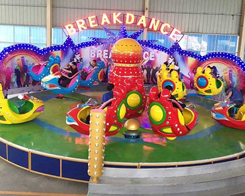 break dance rides for sale