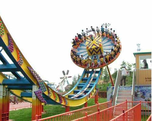 Beston flying disco rides manufacturer in China