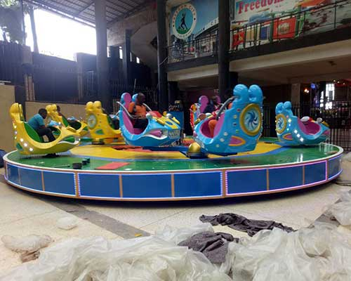 Manufacturer of break dance rides in China