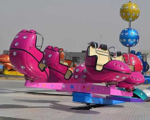 Beston fairground break dance rides