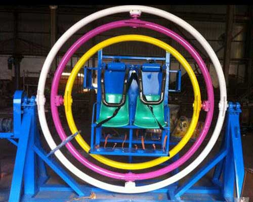 human gyroscope rides manufacturer Beston