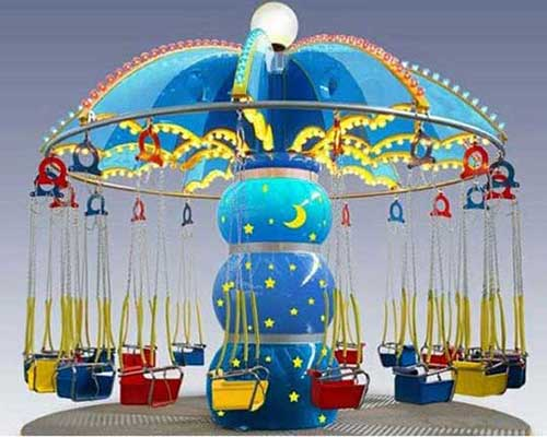 carnival swing carousel rides for sale