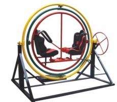 hot sale human gyroscope rides supplier