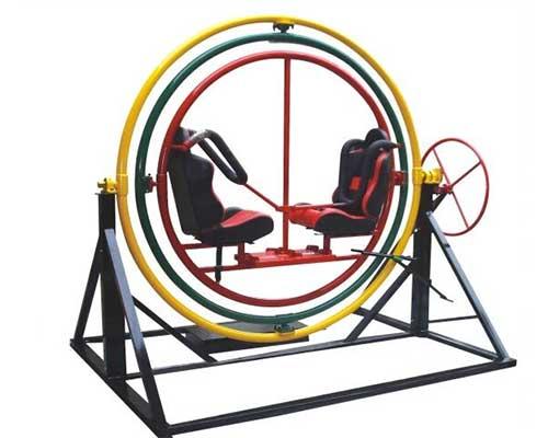 hot sale human gyroscope rides supplier