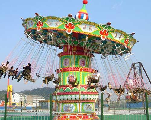fairground wave swinger rides for sale